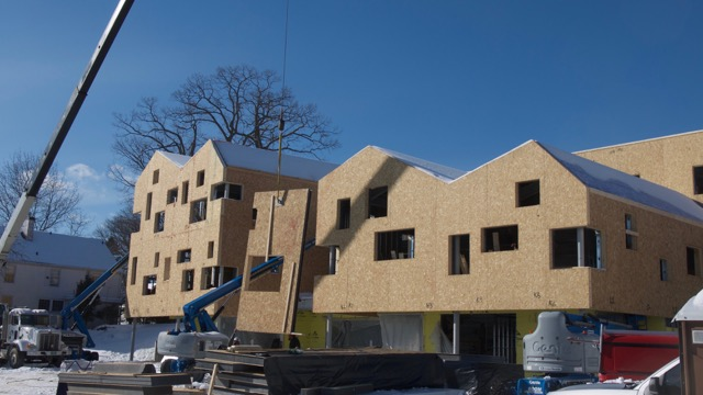 Waynflete Lower School Addition Certified to the PassiveHouse Standard of Super-Insulation