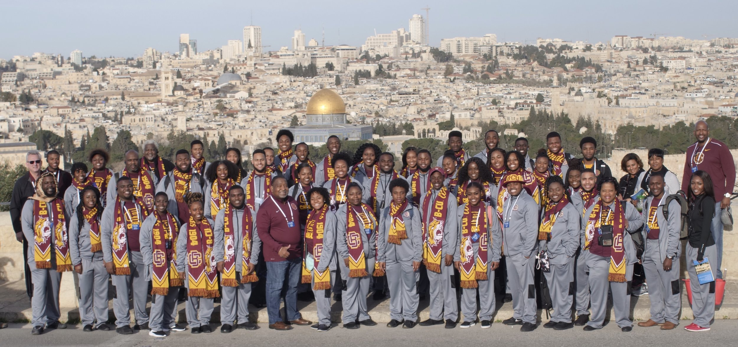 Concert Chorale Tour of Israel