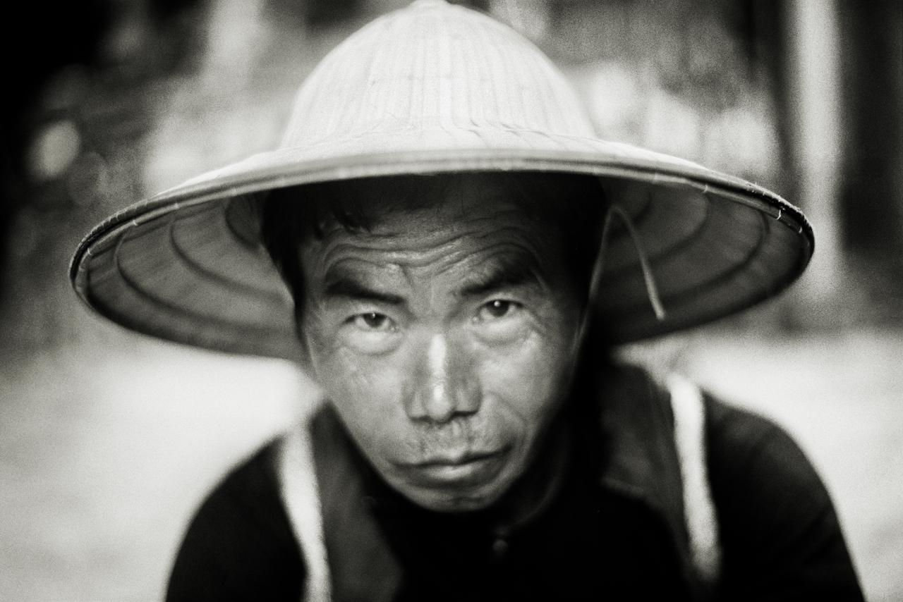 Farmer, Sapa, Vietnam 2006
