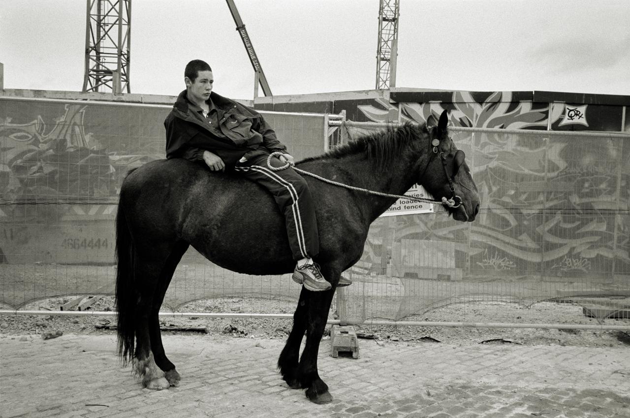 Urban Cowboy, Smithfield, Dublin, Ireland 2003