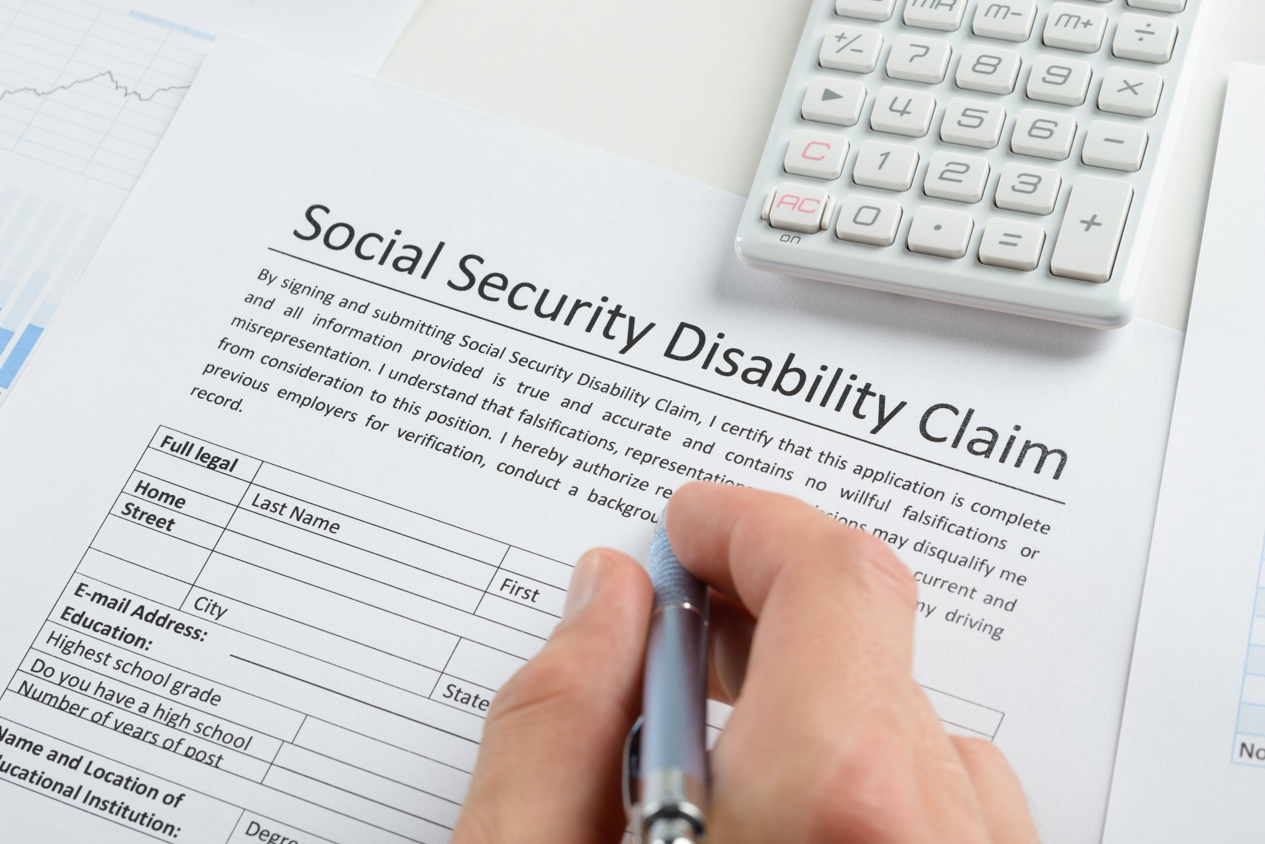 Social Security Disabilities -
