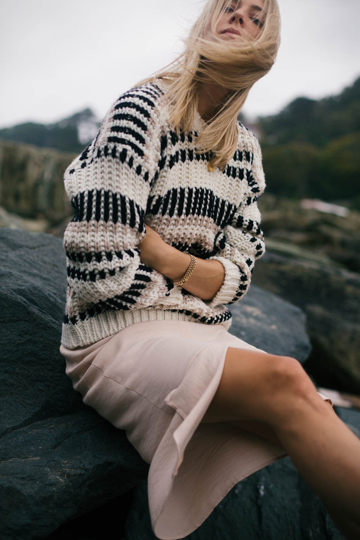New knitwear -