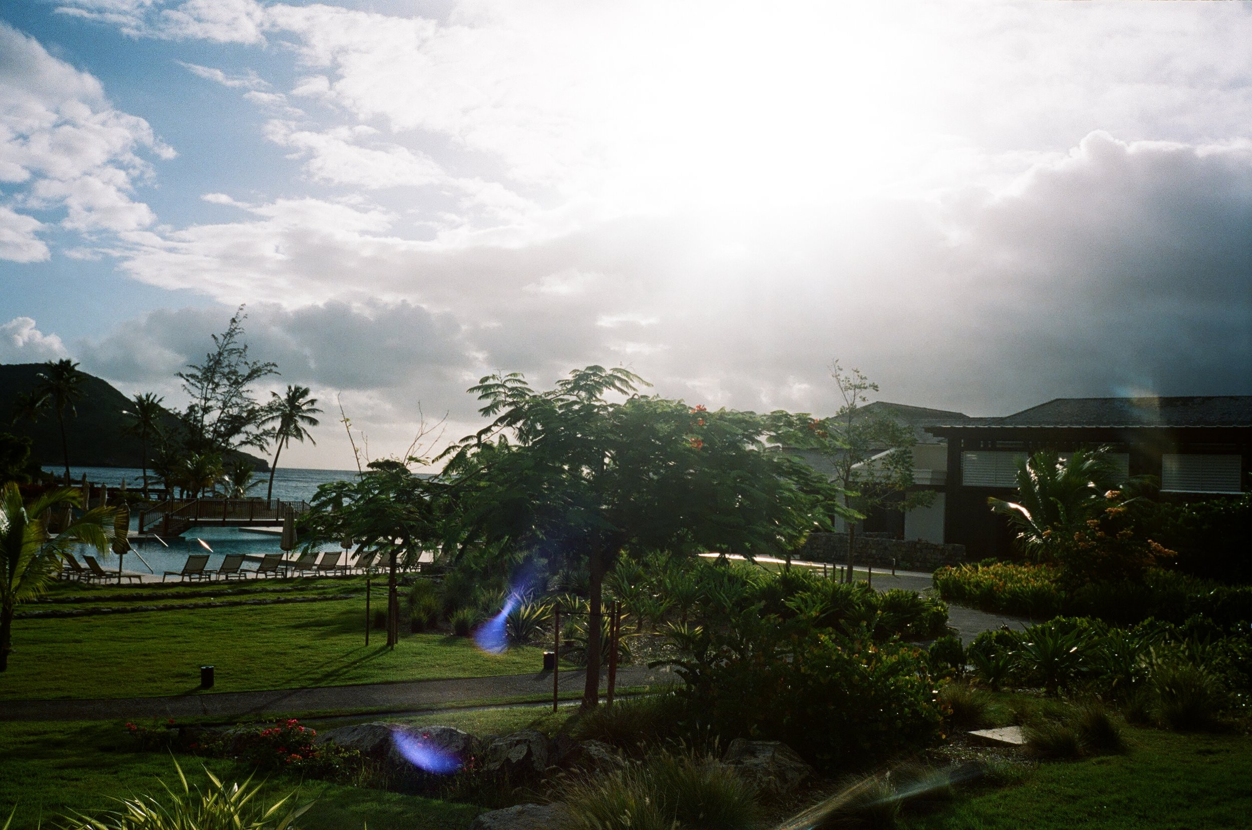 Postcards from St. Kitts -