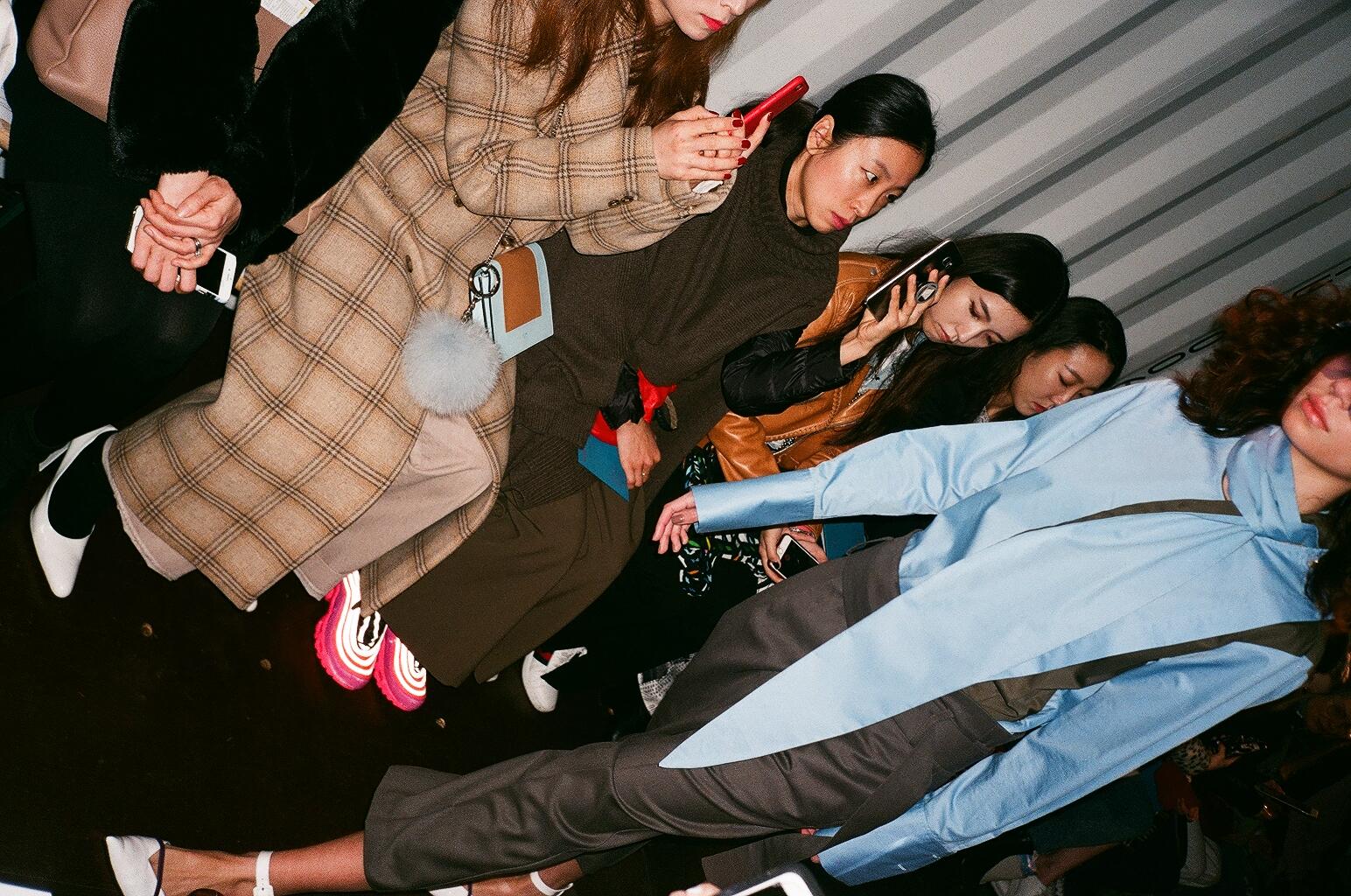 fashion week - Eudon Choi