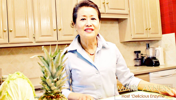 Mary Axness - Host of Delicious Enzymes