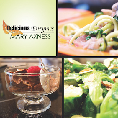 Delicious Enzymes class with Mary Axness