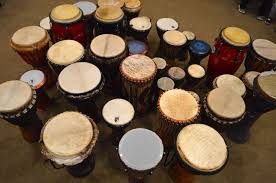 LEESBURG DRUMMERS DIRECTLY FOLLOWING SATURDAY GATHERING FROM 1 - 3 PM  - Everyone is welcome.