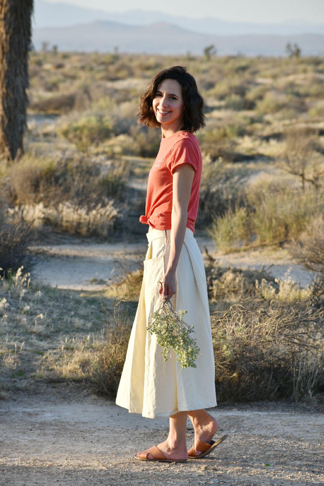 the semi-minimalist patti pocket skirt.jpg