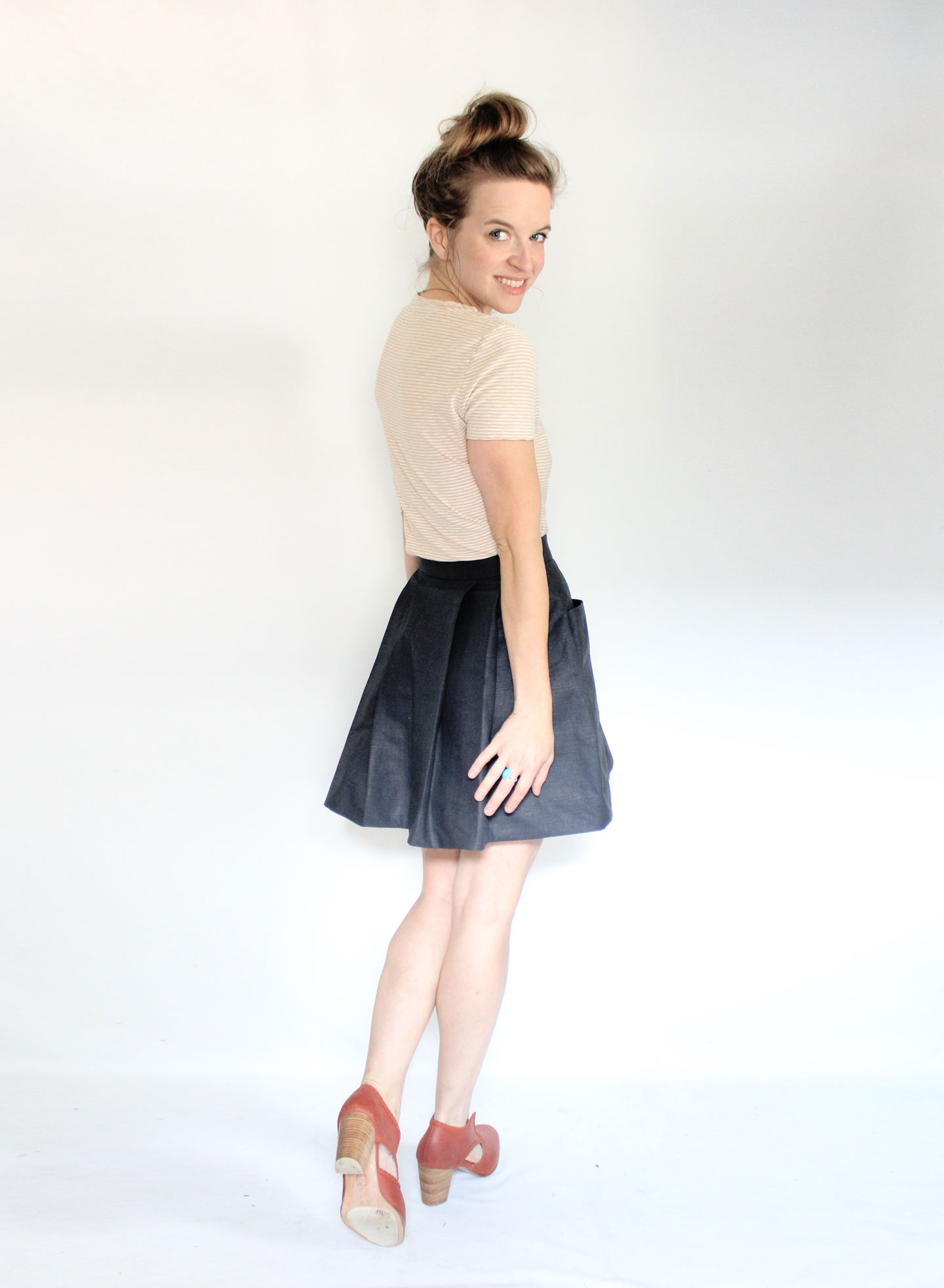 Amy Collin's Patti Pocket Skirt Shorter version.jpg