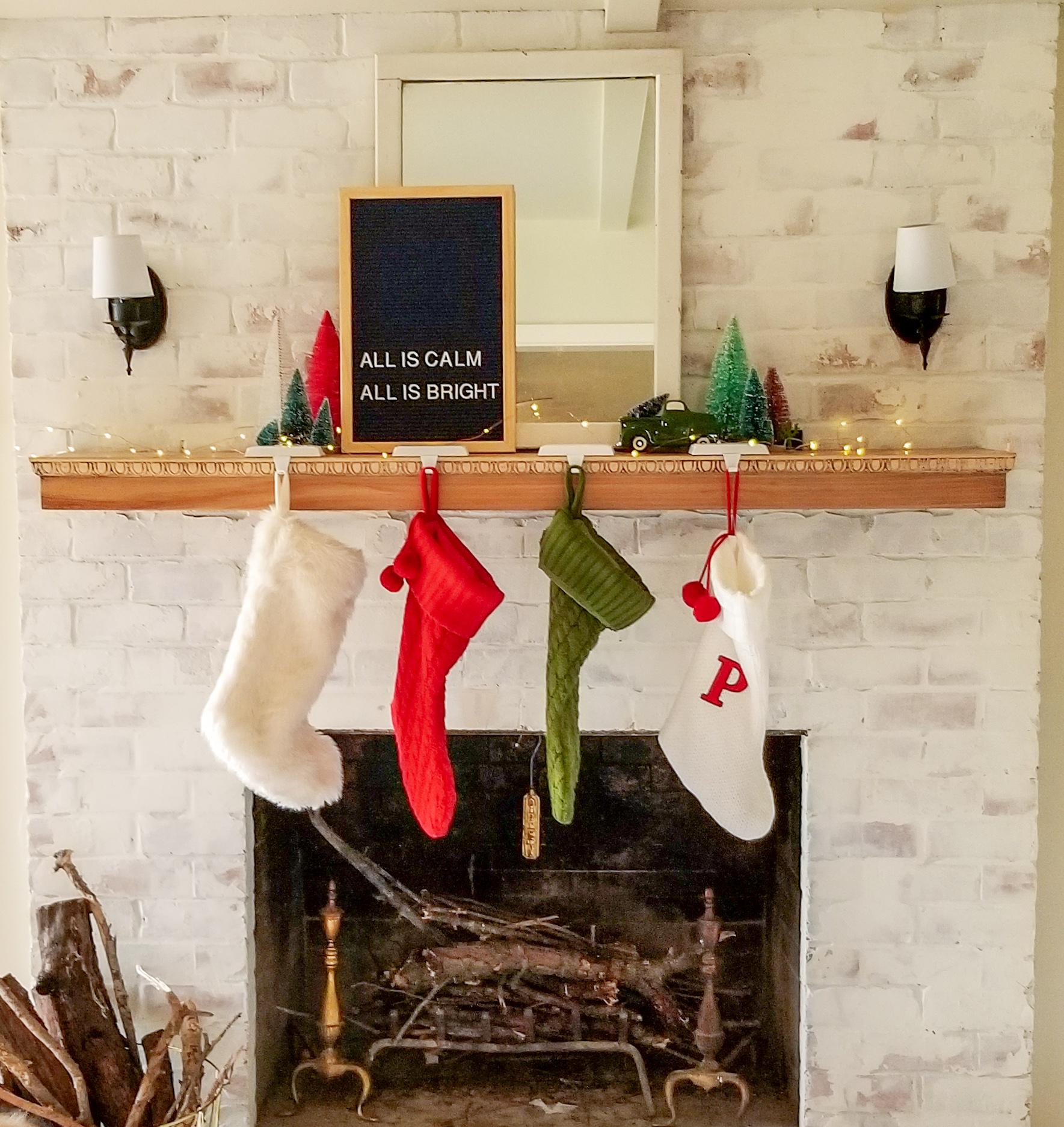 The Semi-Minimalist DIY Christmas Stockings before.jpeg