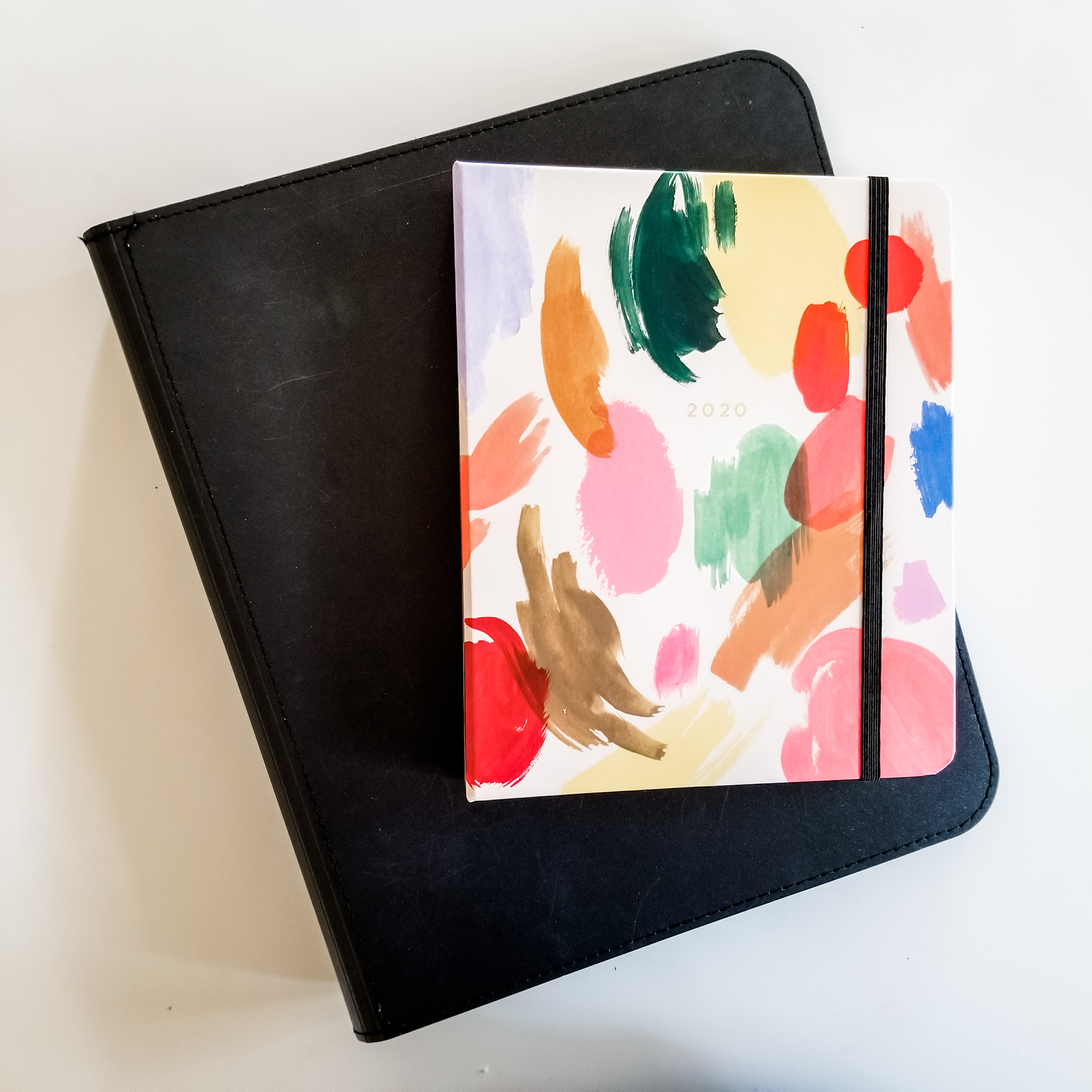 I absolutely love this black little binder. I use this and the planner to plan lessons. I can do another post just on this alone!