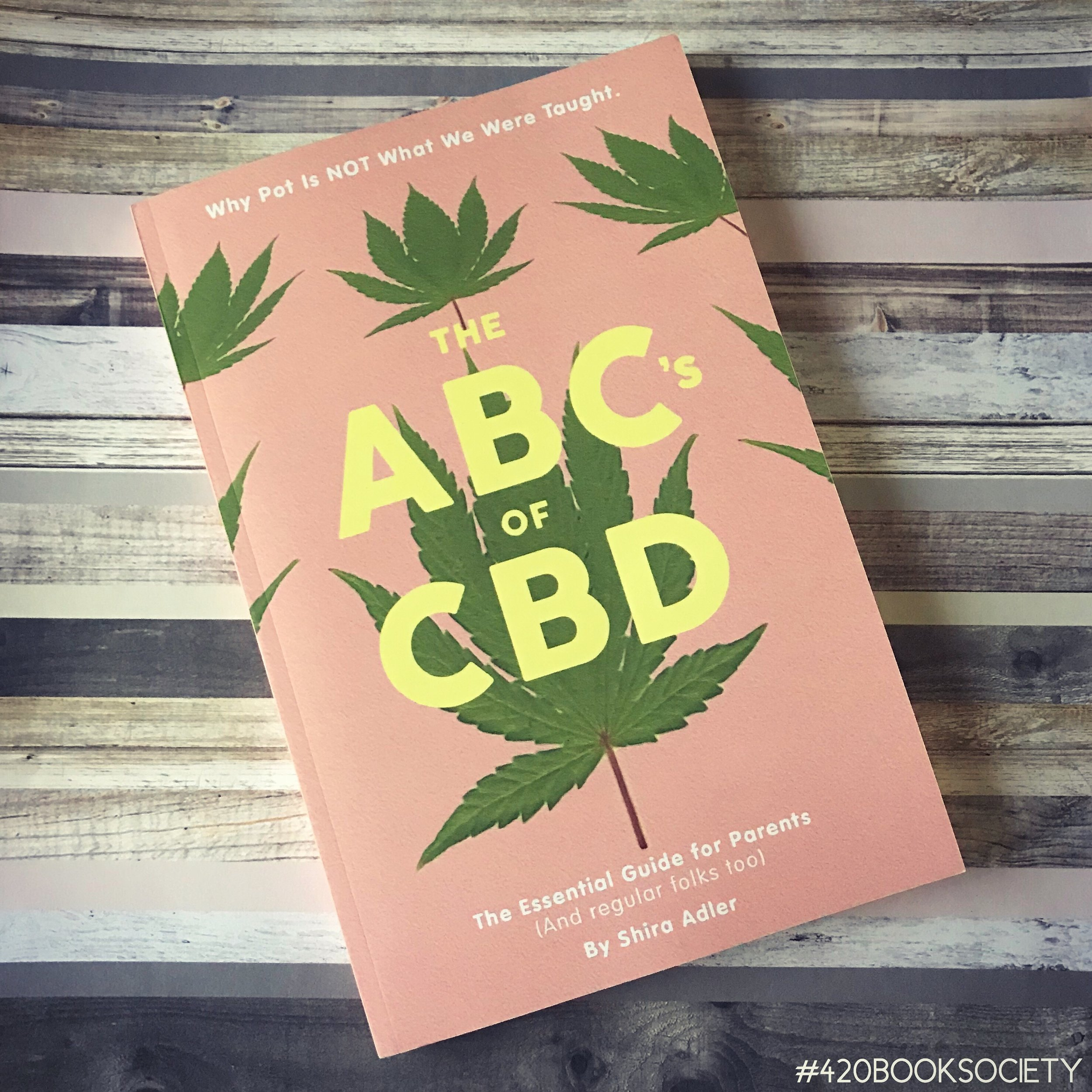 "April's membership will feature ""The ABC's of CBD"" by Shira Alder, ""The Essential Guide for Parents"" (and regular folks too)! This book is a practical and informative guide to understanding CBD and ""Why Pot is Not What We We're Taught"" and how this magnificent plant can help make you better without getting you ""stoned""! This is a must read for anyone wanting to learn about CBD, Cannabis, Hemp and the therapeutic potentials. Also included in this month's membership is a, CBD-infused Body Butter, hand made by the author herself.  For more information on this and the complete product line including tinctures, CBD capsules and a complete line of aromatherapy sprays visit  www.shirasynergy.com ."