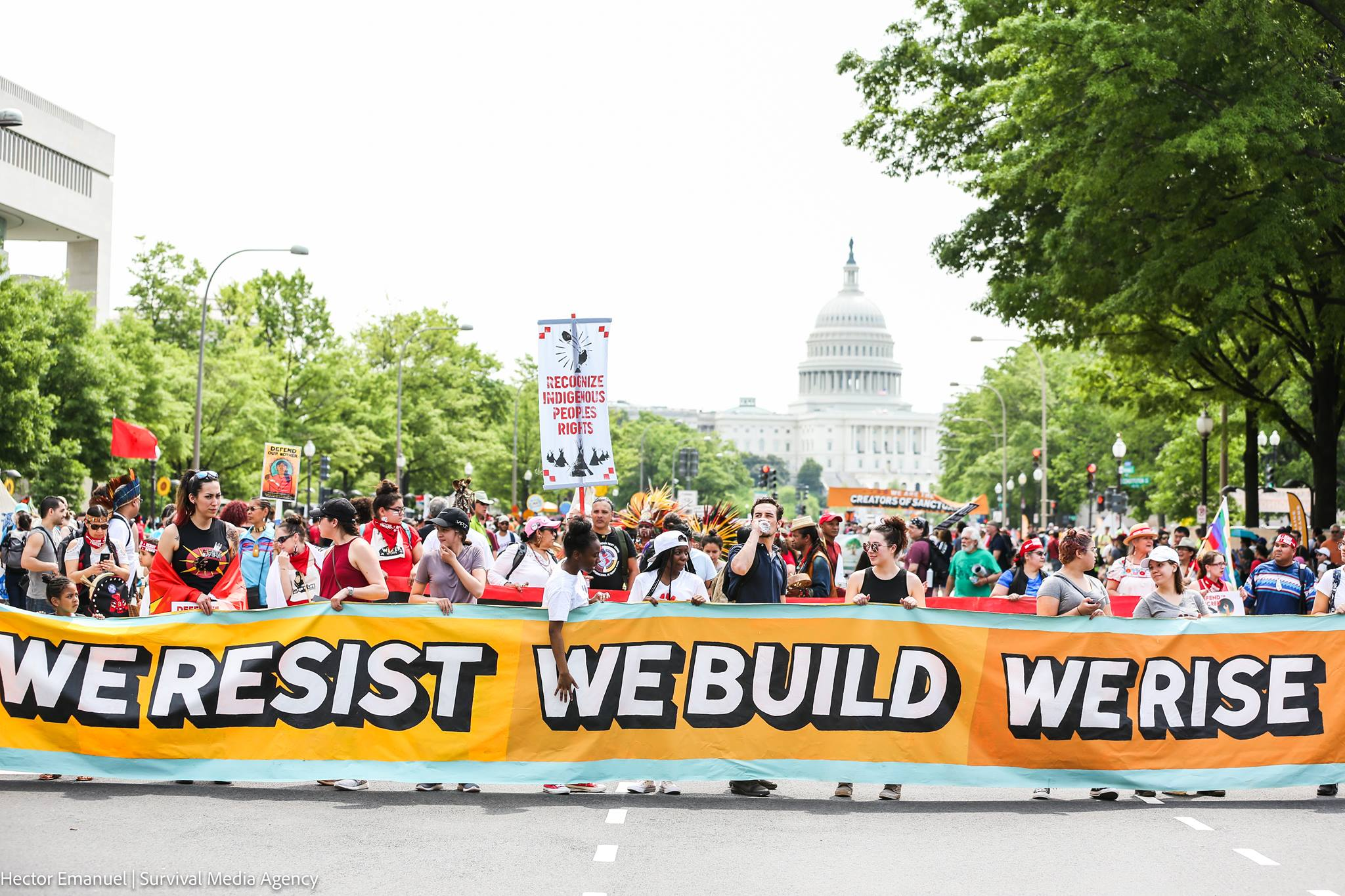 Peoples Climate March - Apr 29, 2017