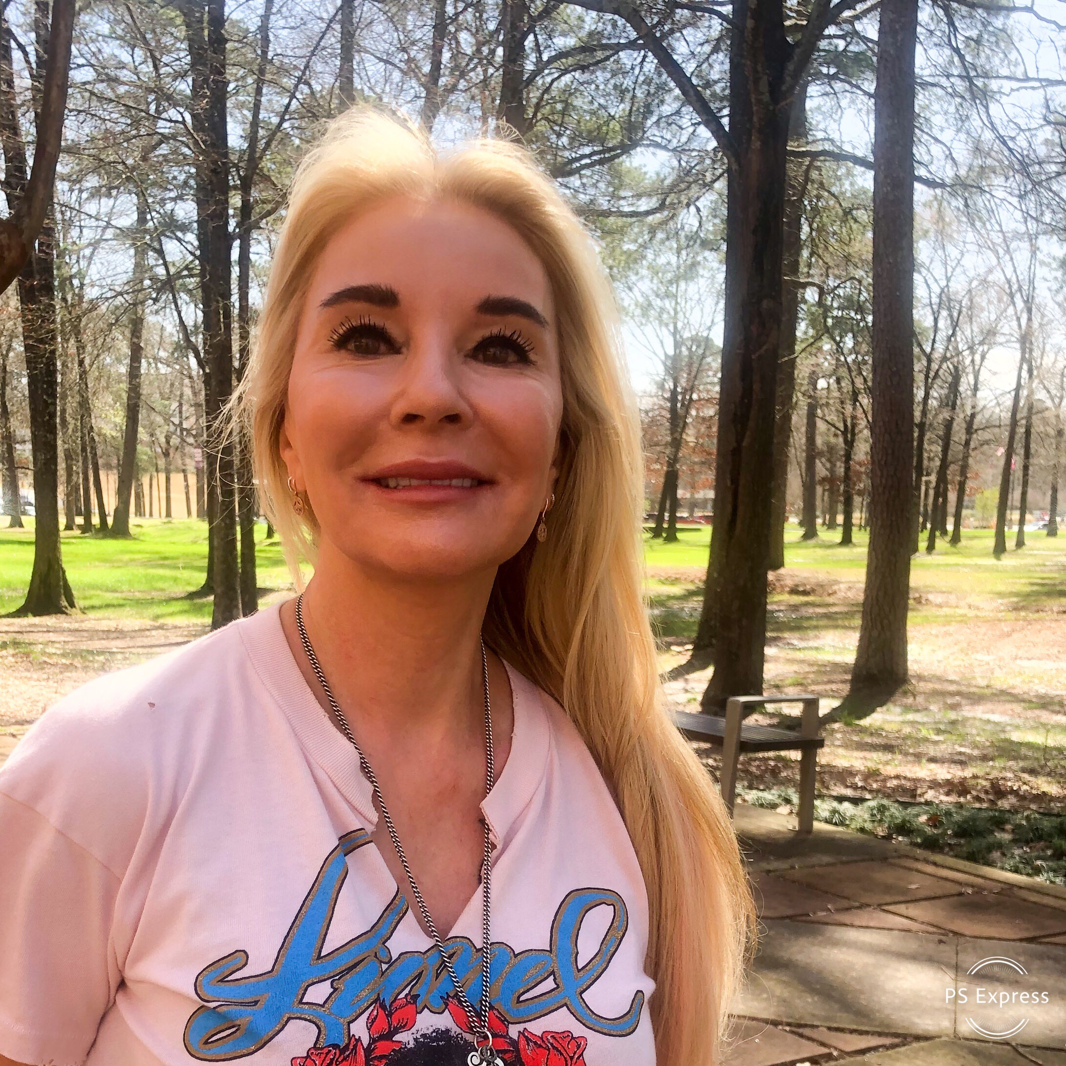 Linda Harding on the   power of persistence    Listen