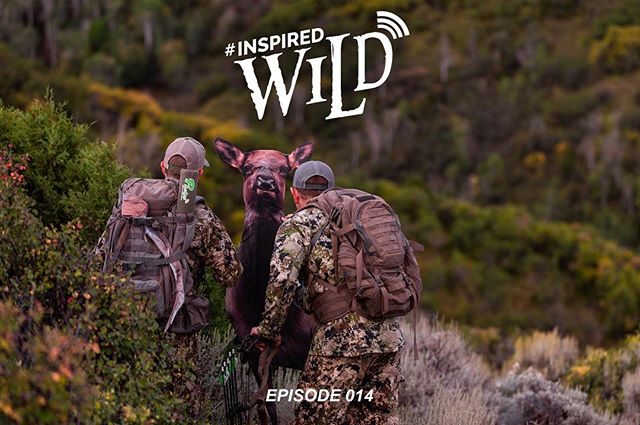 #inspiredwild Podcast Ep. 014- COLORADO ELK 2018 - Part 2 -  LIVE NOW  Subscribe on @itunes @podbean @stitcherpodcasts  @tannervernon @clint_meyer and Aaron Ray join @trevonstoltzfus to discuss a rather eventful morning of elk hunting.  What to do when the elk don't cooperate.  When should you be aggressive.  The difference between precipitation and perspiration.  This podcast leads up to part 3 of series which is a must listen episode.  #jointheadventure #sickforit #hunting #colorado #conquermore  @montanadecoy @hoytbowhunting @sitkagear @mtnops