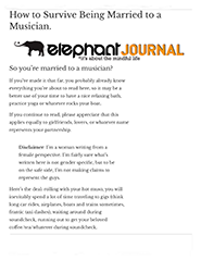 How To Survive Being Married To A Musician elephant journal-preview.png