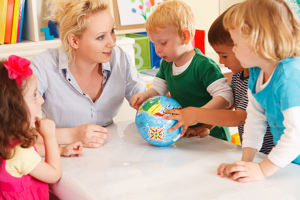 Early Childhood Center - Preschool Setting for Children with Autism
