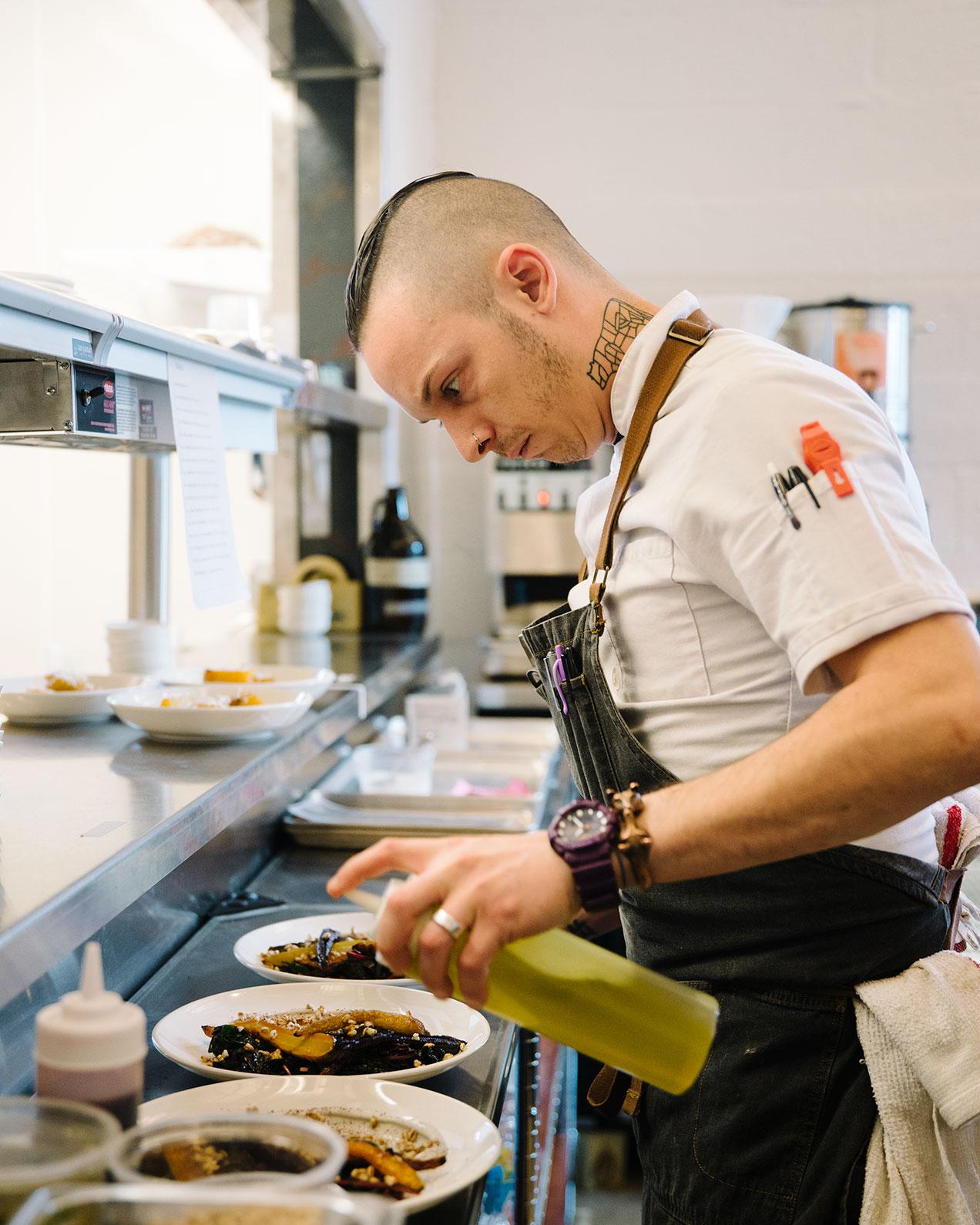 Joey Molteni Chef Nashville