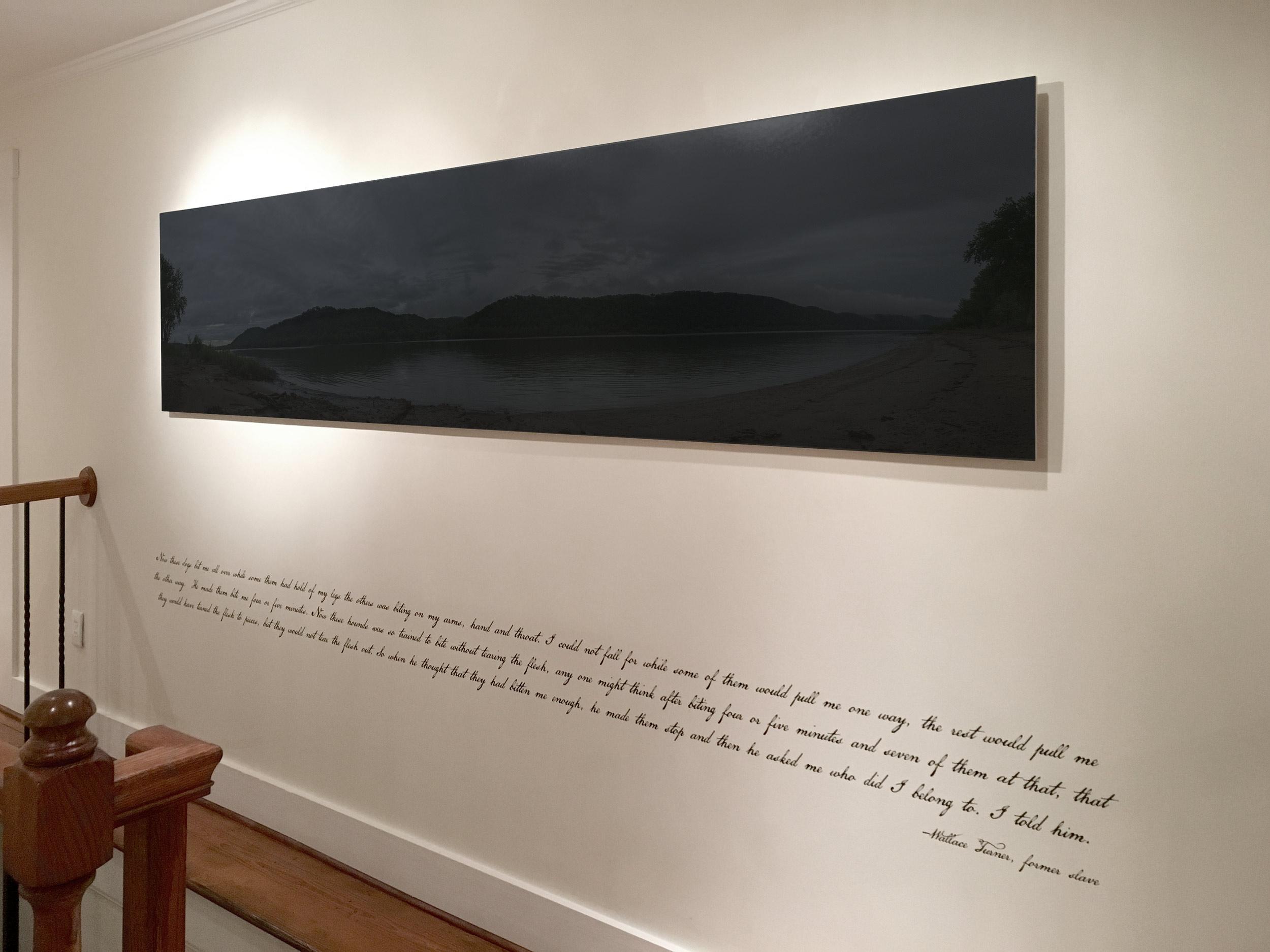 Through Darkness to Light: Seeking Freedom on the Underground Railroad,   Solo Show at Arnika Dawkins Gallery, Atlanta, Georgia, 2017