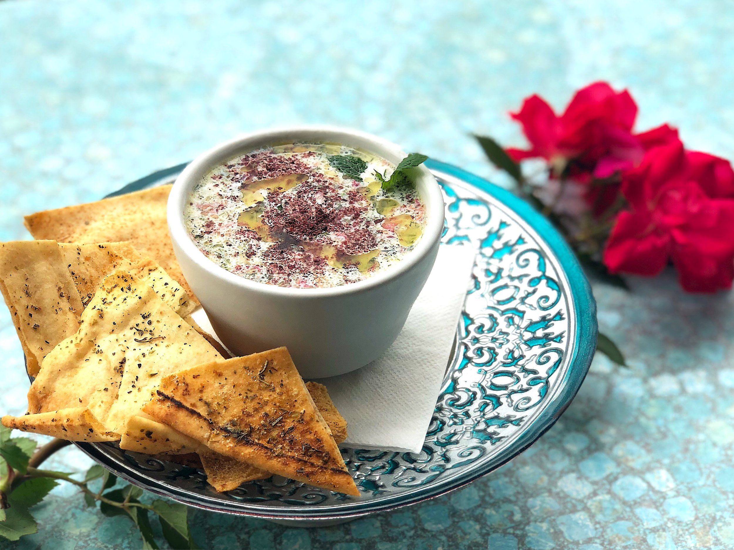 Chilled Persian Soup