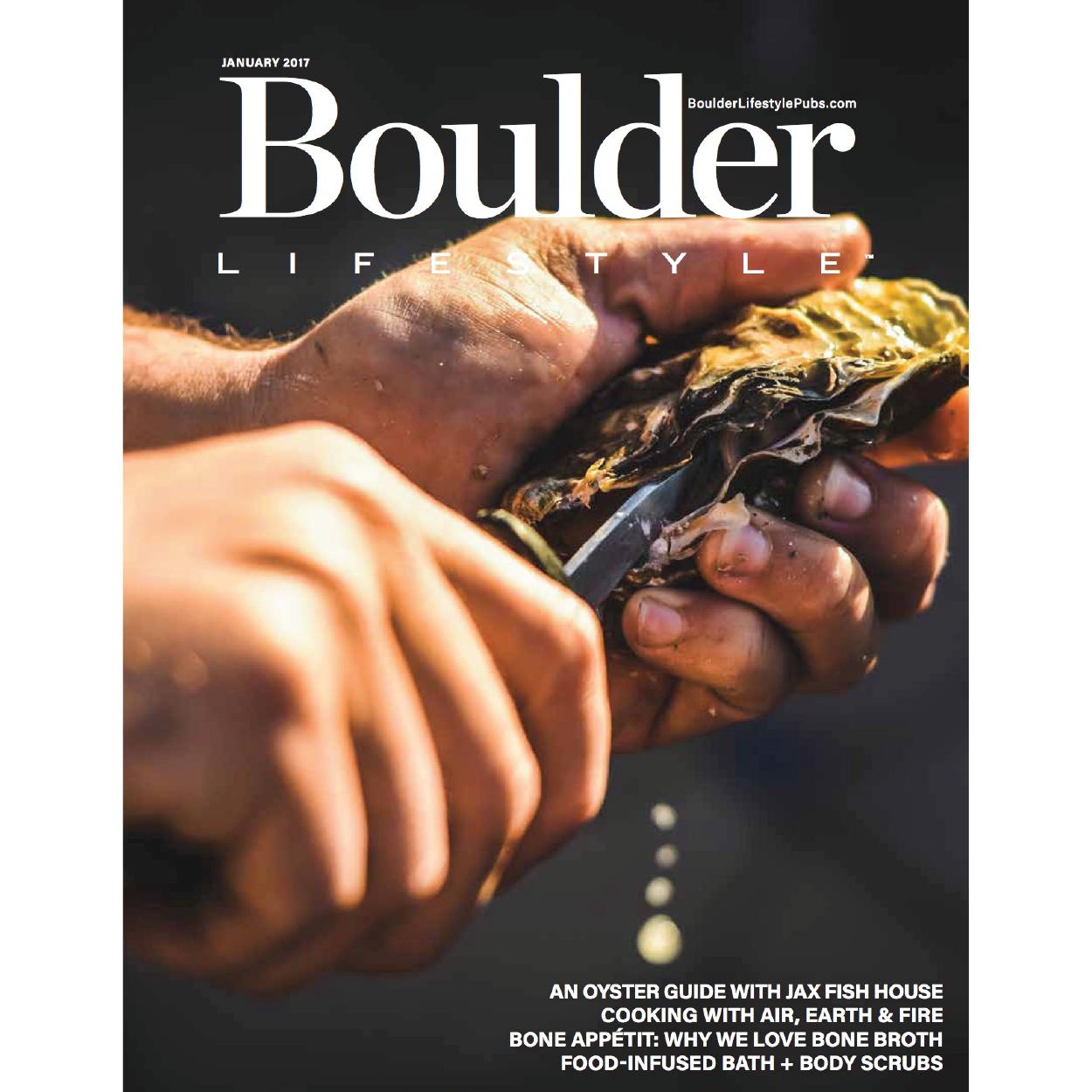 Boulder Lifestyles January 2017