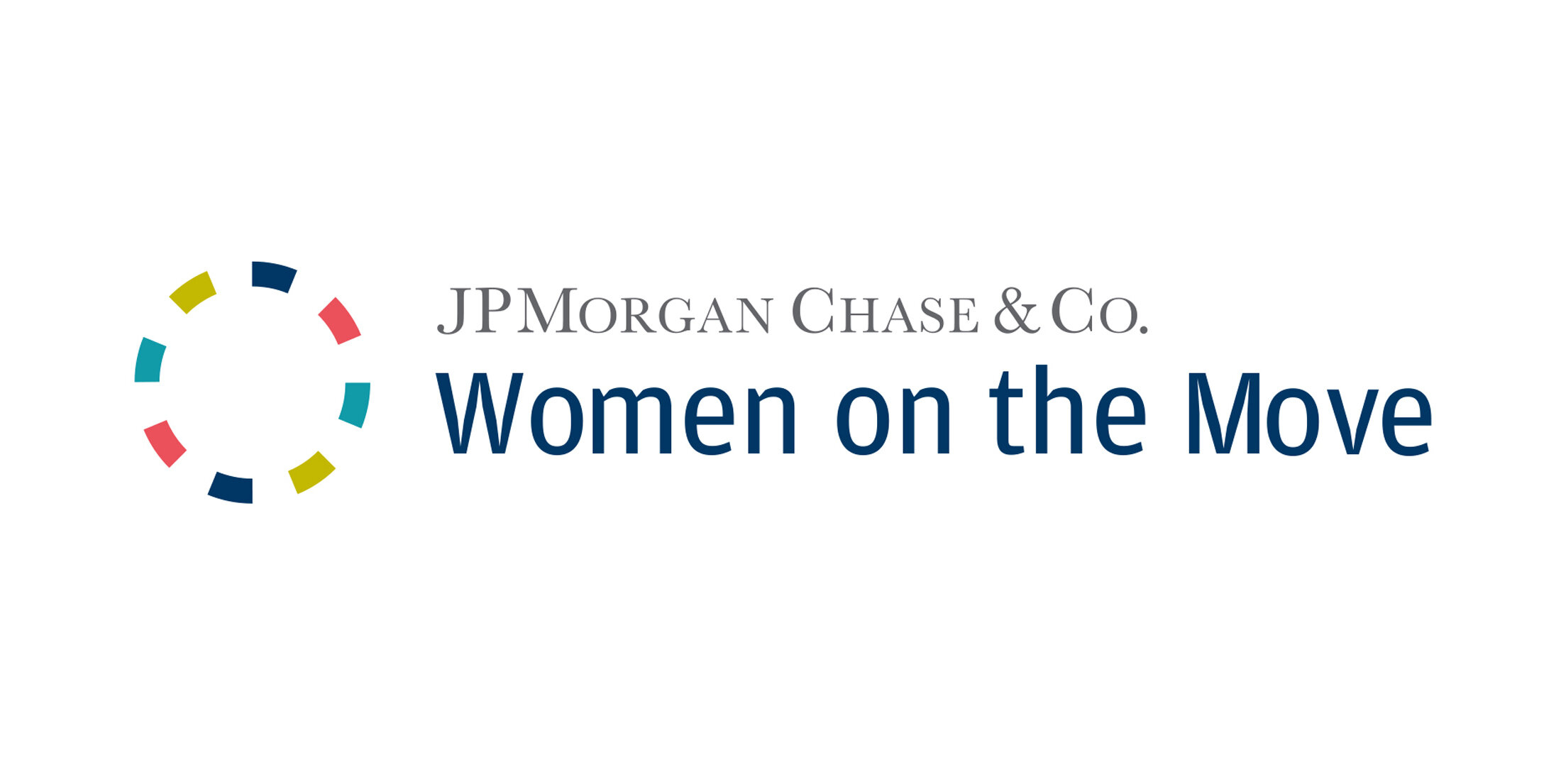 JPMorgan advances professional women through their    Women on the Move    initiative