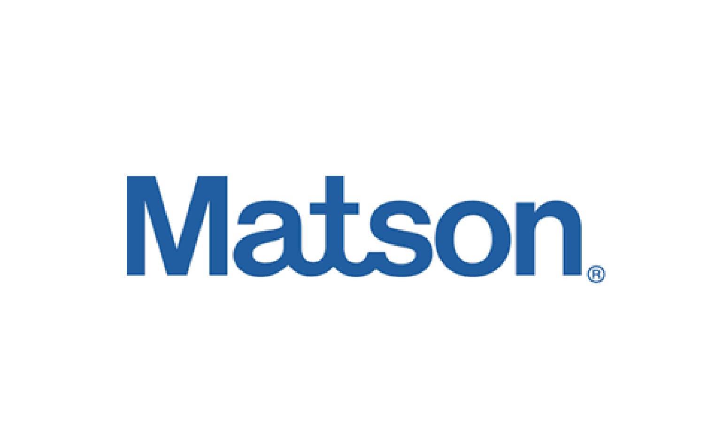 Matthew J. Cox - Chairman and CEOMatson