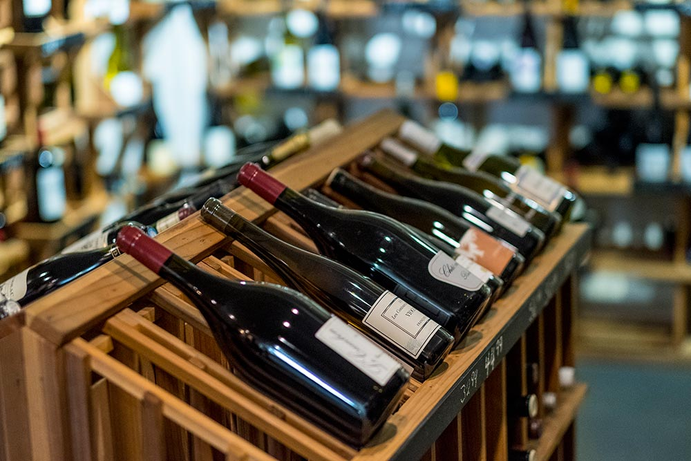 Fine Wine - We have a carefully chosen and ample selection of wines from small, natural, family, exceptional, and established producers. We are determined to help you find wines that will delight your palate and compliment any meal or occasion.