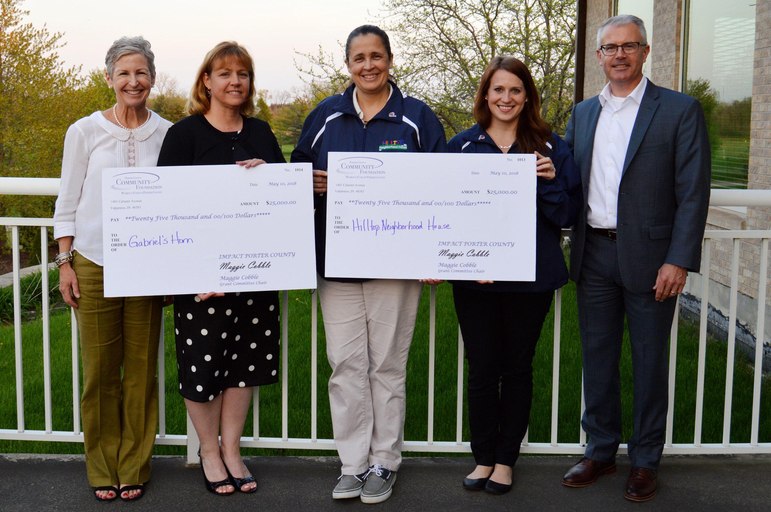 Impact Porter County 2018 Grants