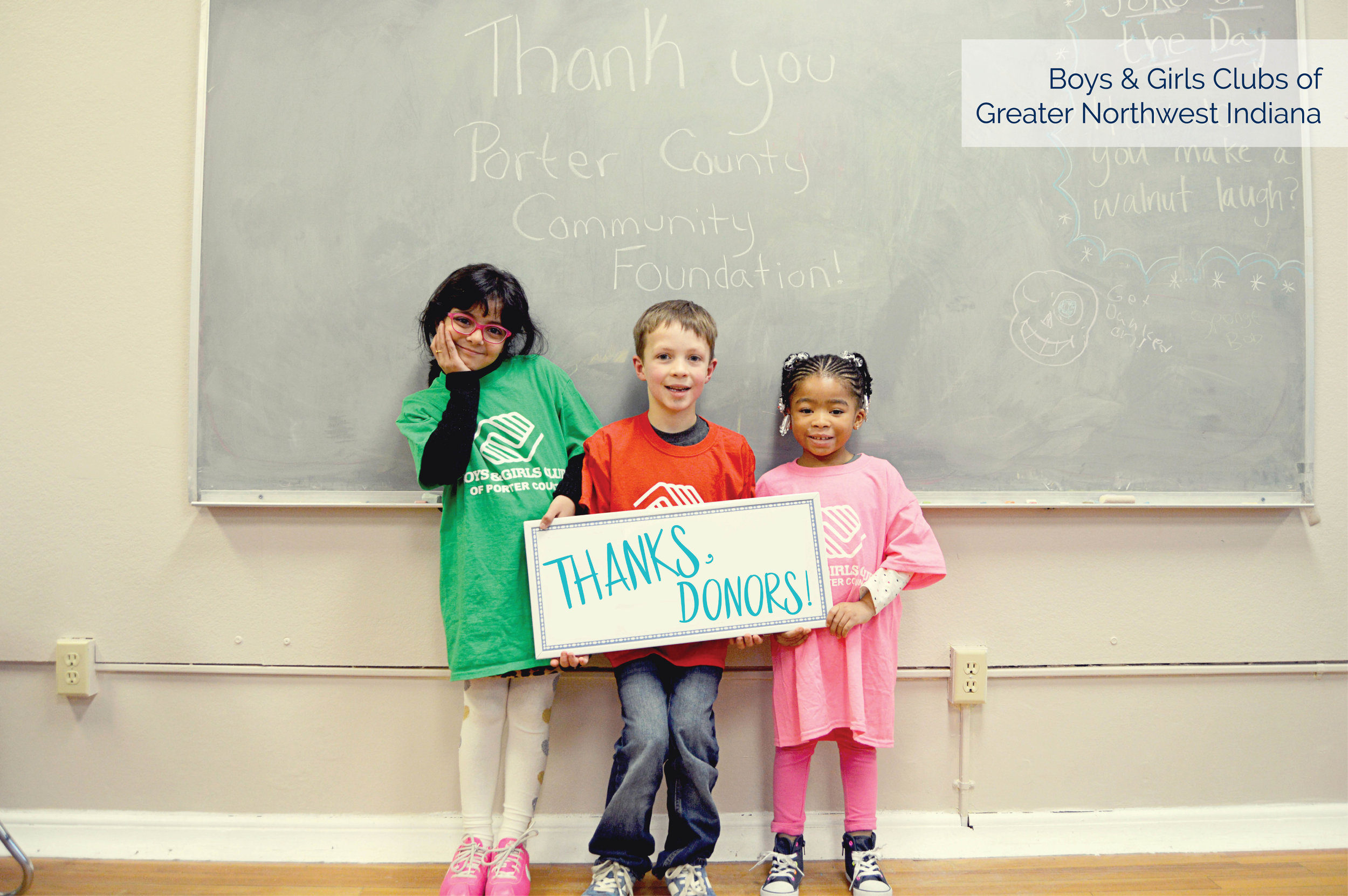 Boys & Girls Clubs of Greater Northwest Indiana Grant
