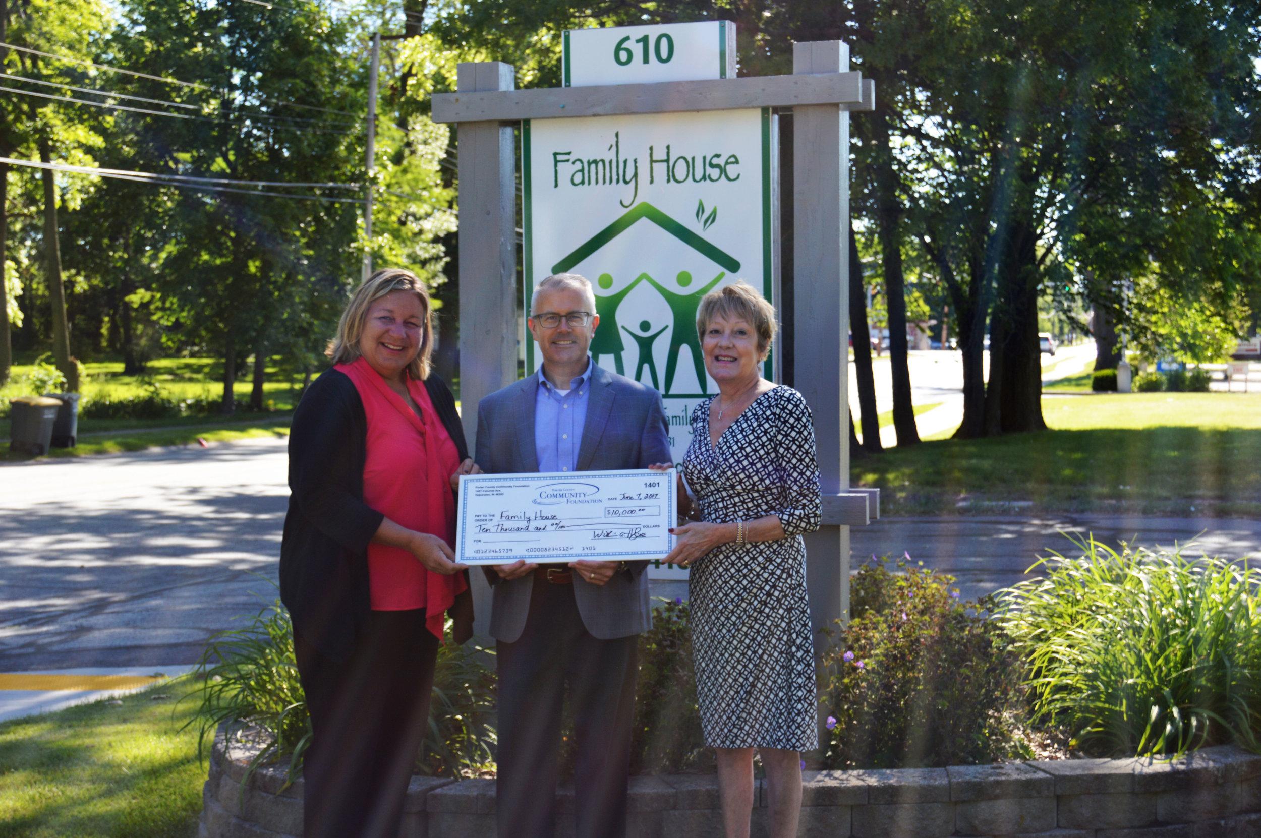 Family House Grant 2017