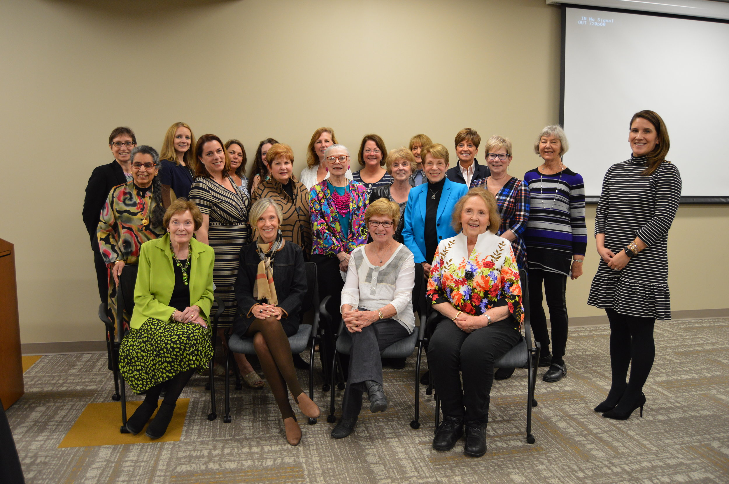 Women's Fund of Porter County Members 2019