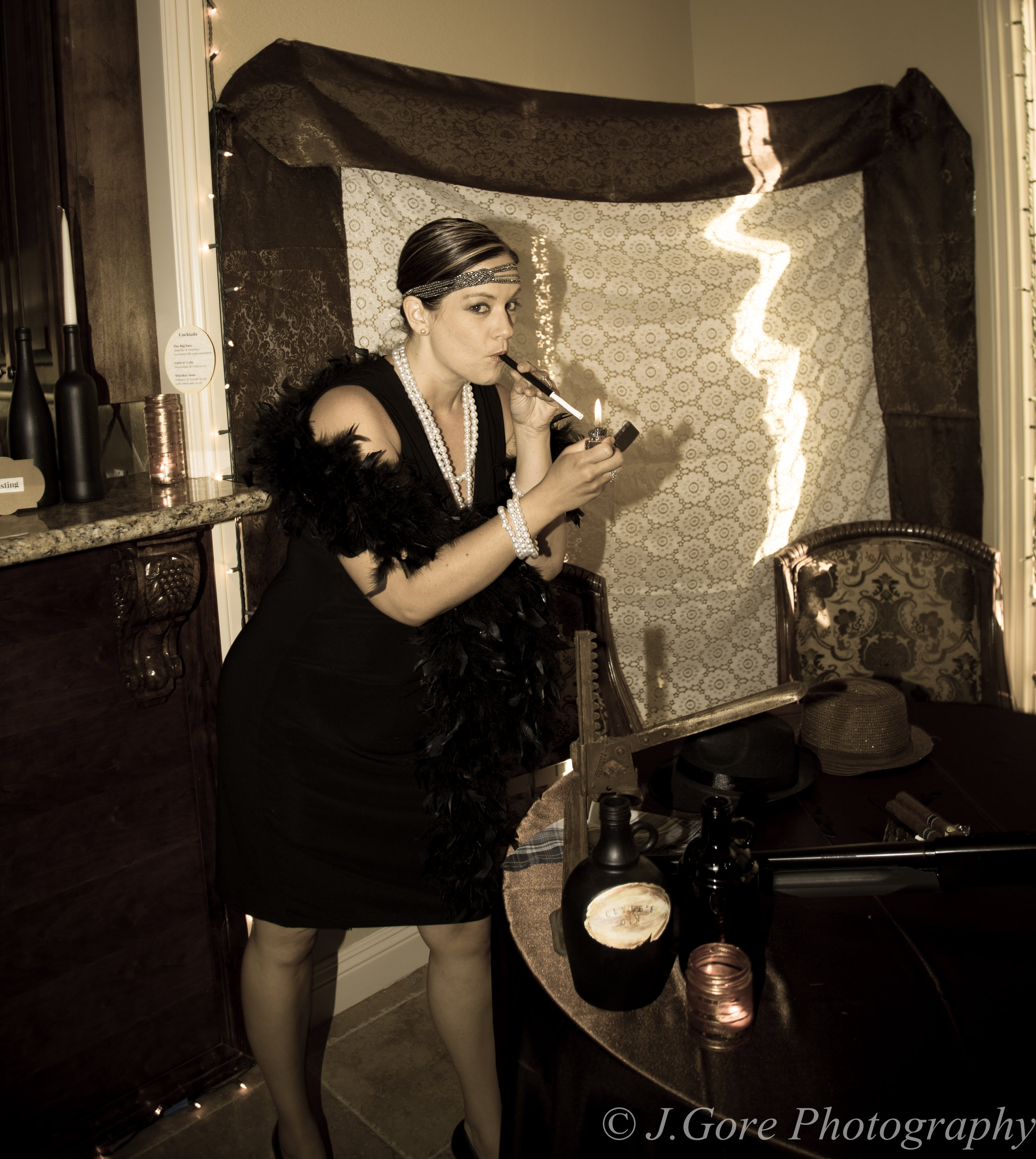 Speakeasy Party