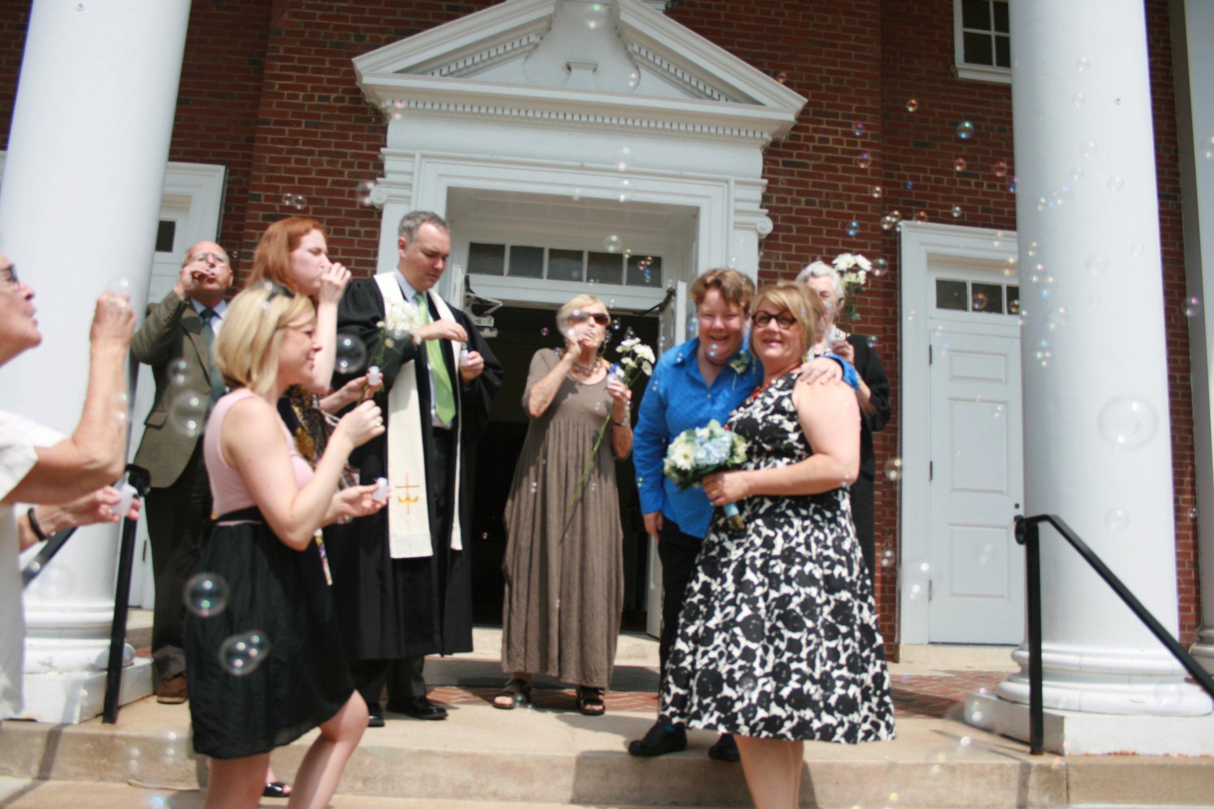 Allison & Lou's Wedding.