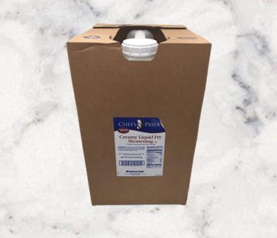 Creamy Liquid Fry Shortening   Origin: United States (1 gallon)