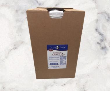 Soybean Clear Fry   Origin: United States (1 gallon)