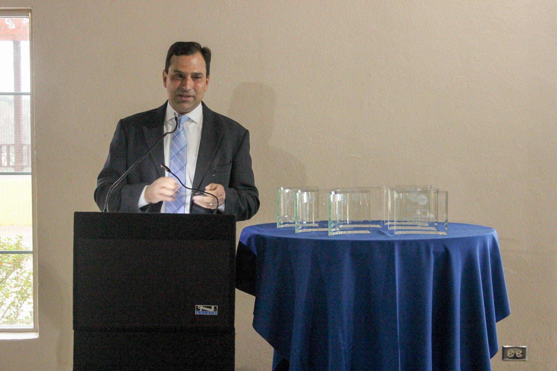 Raul Alvarez, Executive Director of CAN