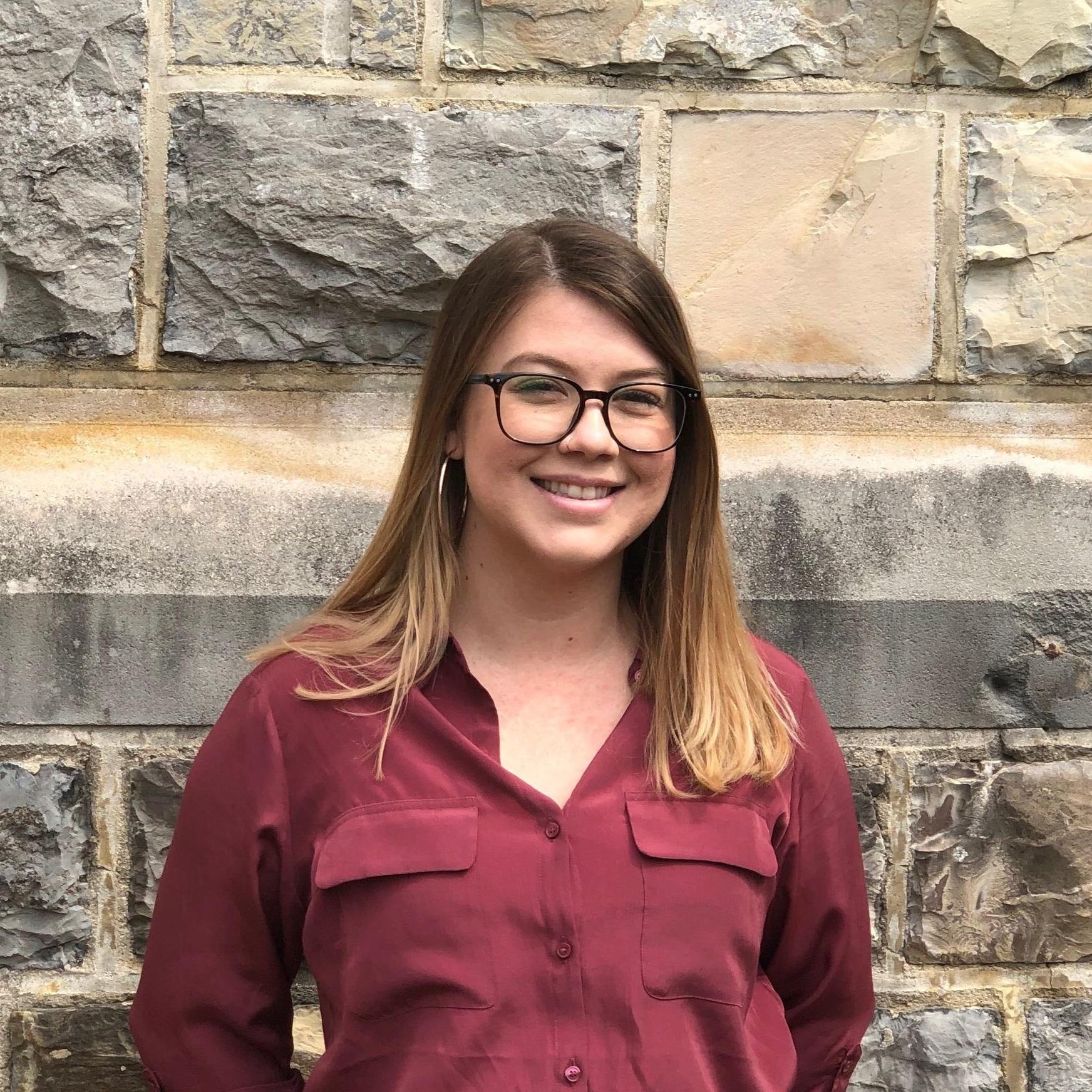 Amanda Sharp | Biochem | Graduate Student