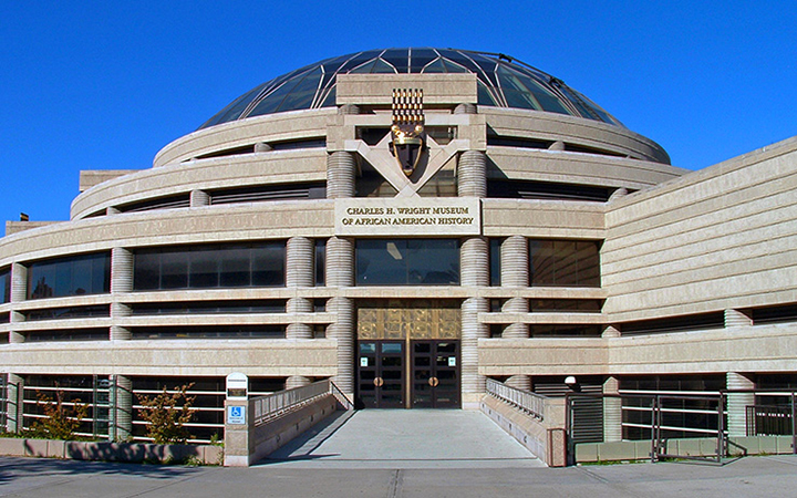 Charles H. Wright Museum of African American History | 315 E. Warren Avenue