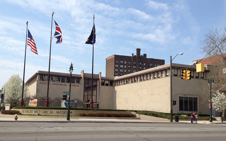 Detroit Historical Museum | 5401 Woodward Avenue