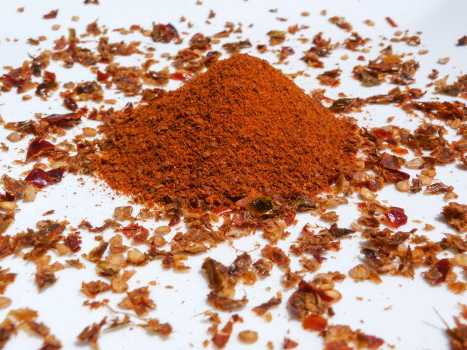 Fermented Chili Powder & Flakes