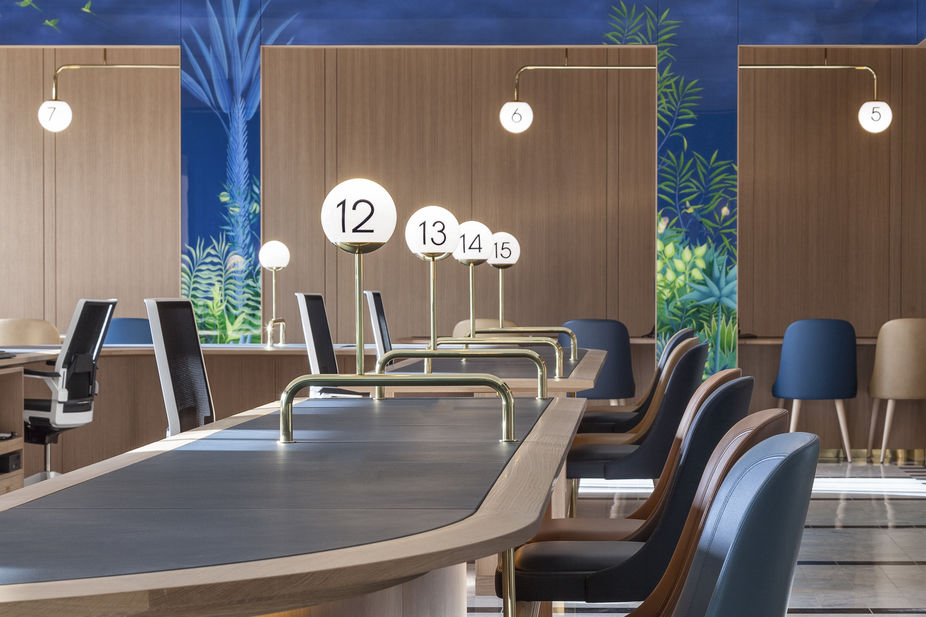 Copy of Selfridges Tax Lounge