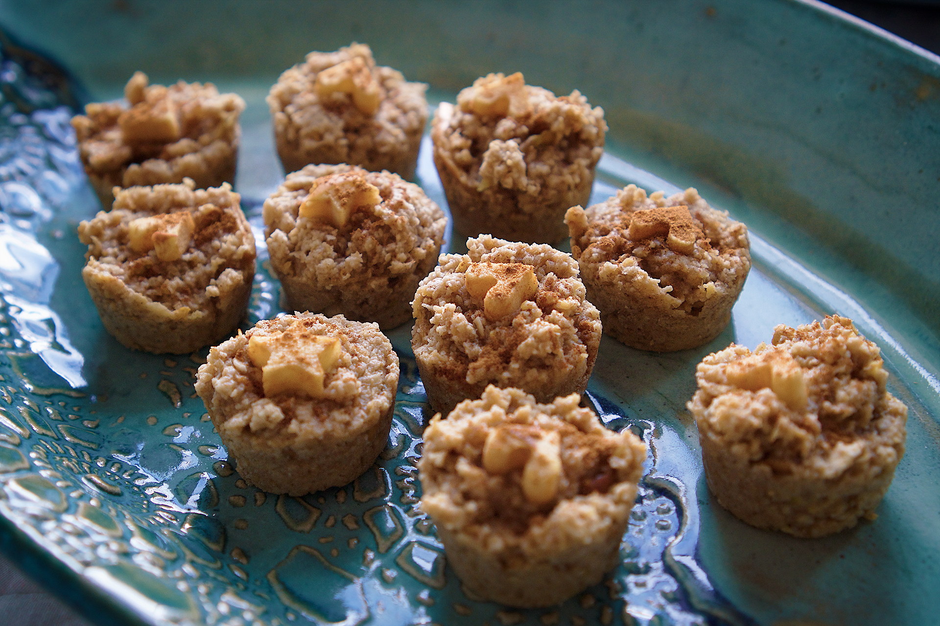 The mini-muffins. :)