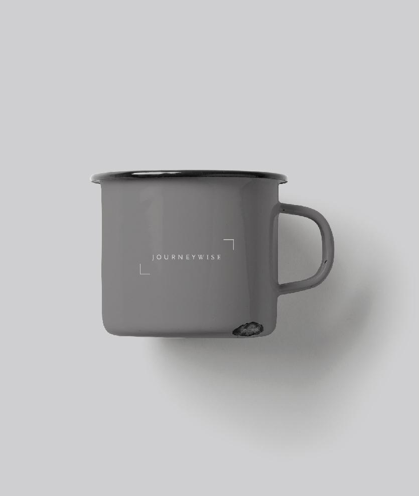 Journeywise Mug Design