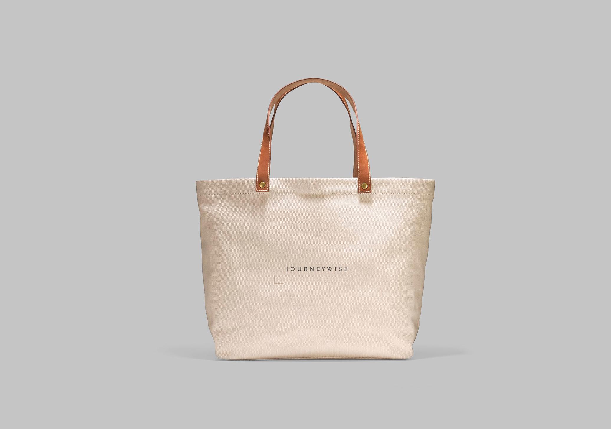 Journeywise Tote Bag Design