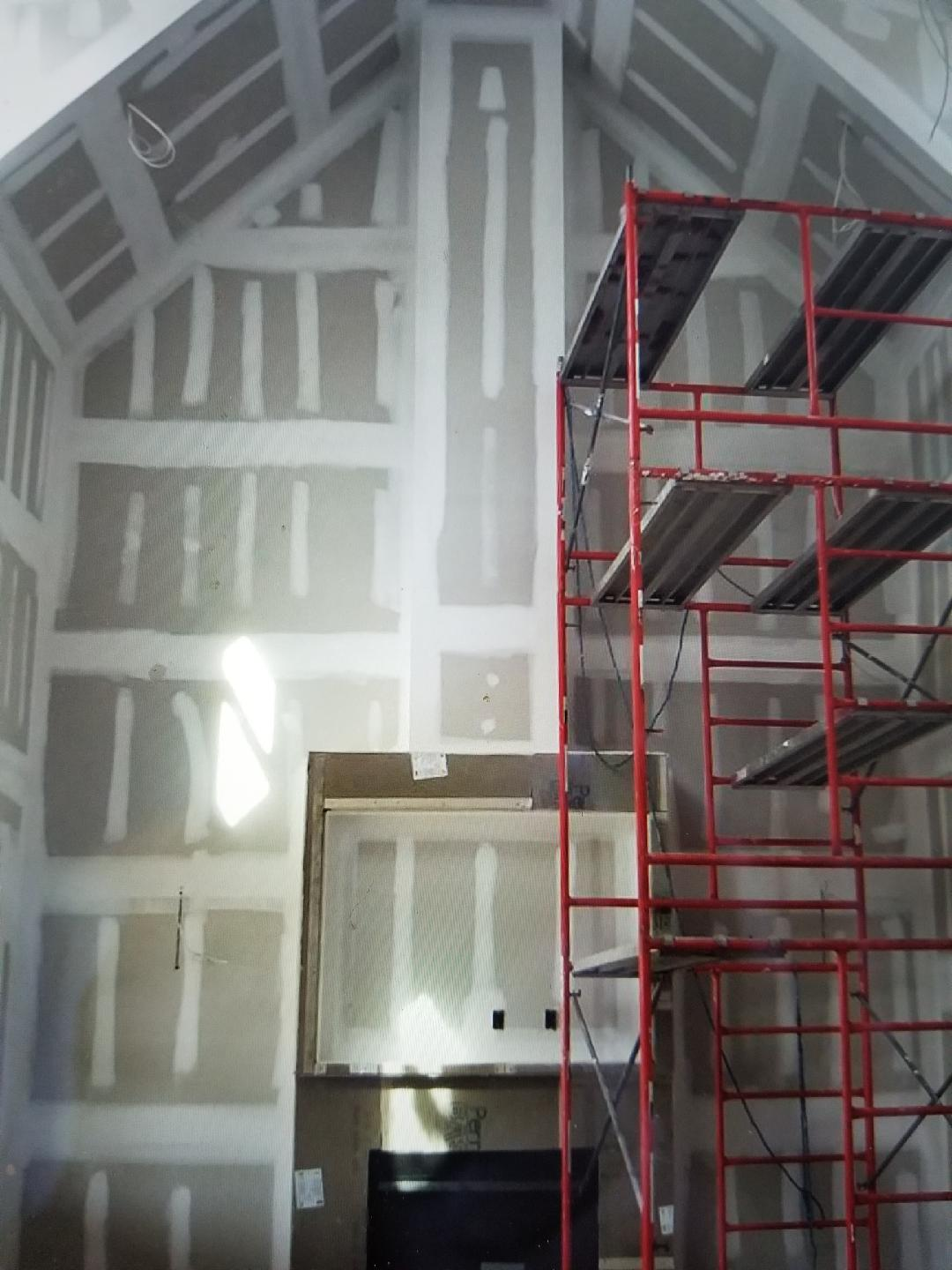 Langley Drywall Installation