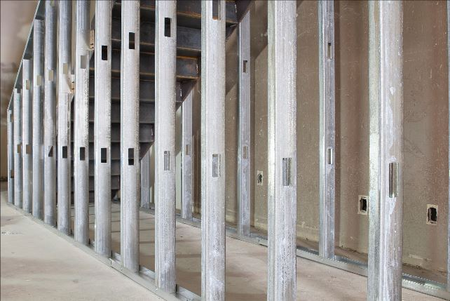 Steel Stud Framing -