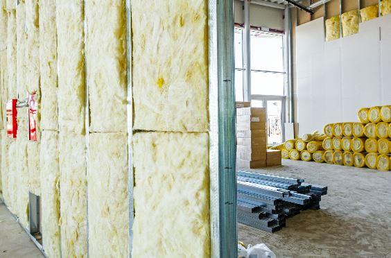 insulation   custom drywall