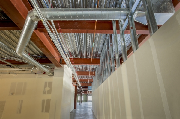 Commercial Drywall Services -