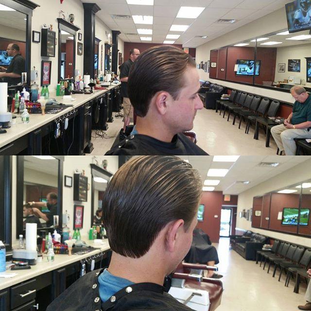 #barbershop #regularhaircut #njbarbers #sissorcut
